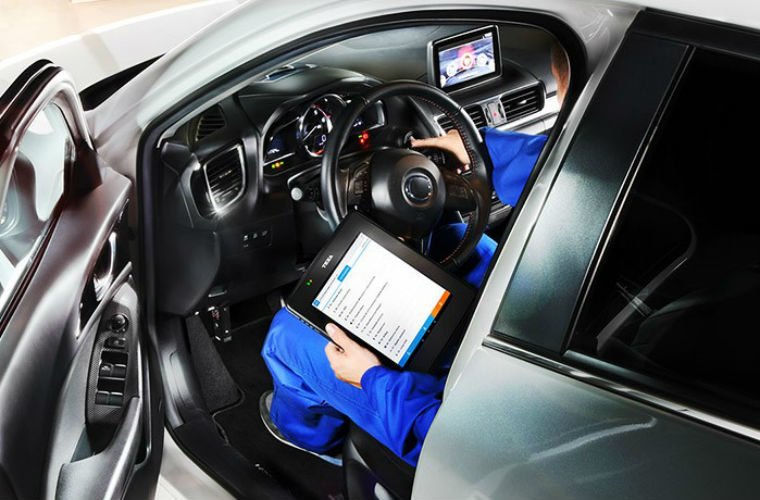 Watch: TEXA demos IDC5 diagnostics software for cars