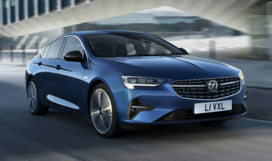 New Vauxhall Insignia to be launched with all-new engine  range