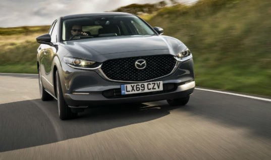 Grey remains UK's favourite new car colour for second year running