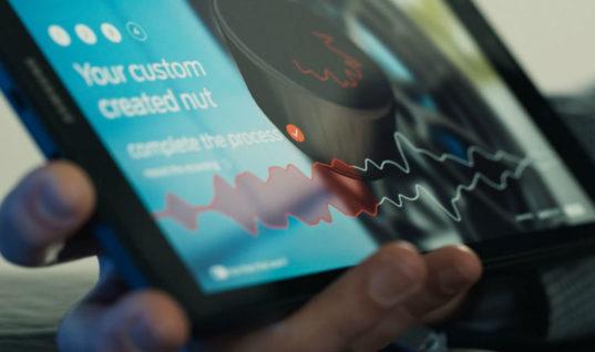 Watch: Ford develops 3D-printed locking wheel nuts in bid thwart thieves