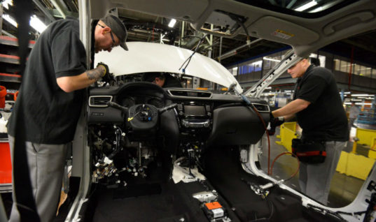 One in six automotive jobs at risk, warns SMMT