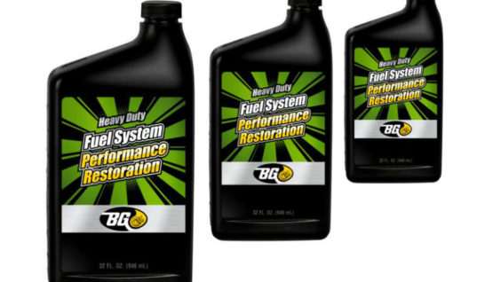 """New fuel system performance restoration treatment promises """"big things"""""""
