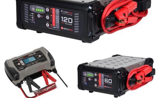 New battery kit added to Sykes-Pickavant range