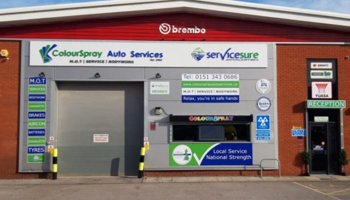 Wirral independent puts improved repair times down to TechMan management system
