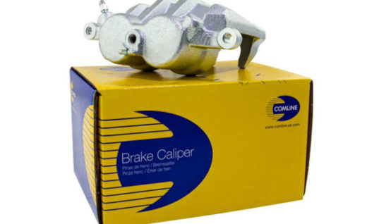 Comline adds brake calipers to friction parts range