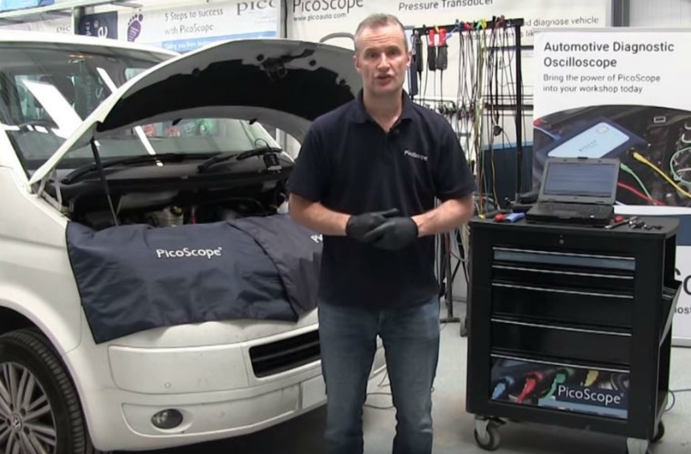Watch: How to assess mechanical engine condition with non-invasive PicoScope test