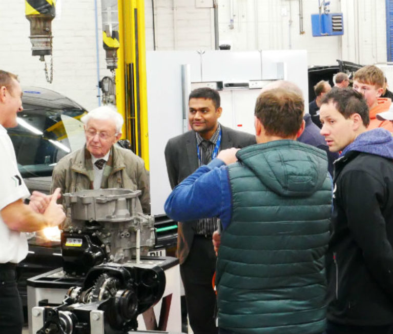 REPXPERT Academy LIVE: Laser Tools rally-style office chair is star prize