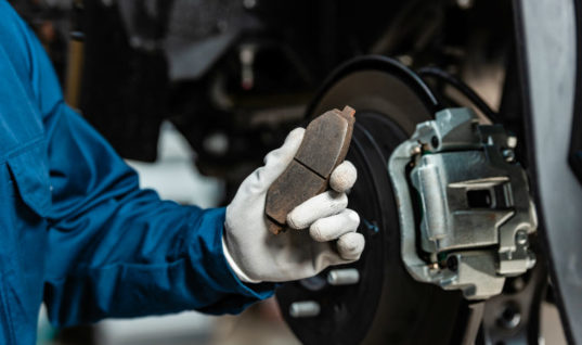 Defective brakes are leading cause of road accidents, claims Pagid