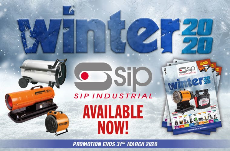 New equipment and savings featured in SIP 2020 winter promotion