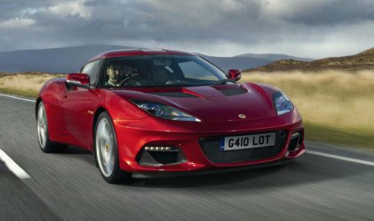 Lotus launches new Evora GT410