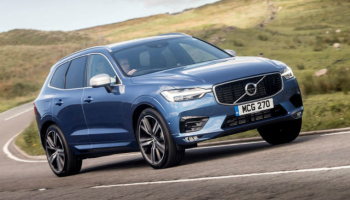 Volvo recalls 30,000 XC60 models over fears windscreen wiper arm could become loose