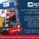 SIP highlights air compressor and air tools range
