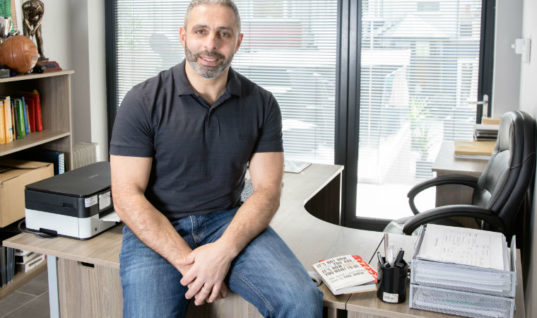 Watch: Andy Savva on garage business plans