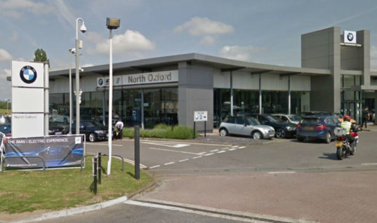 Customer blames BMW dealership for two near accidents