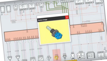 Watch: DAF XF105 wiring diagrams demonstrated using TEXA IDC5 software