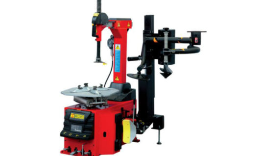 Corghi tyre changer and wheel balancer packages at REMA TIP TOP