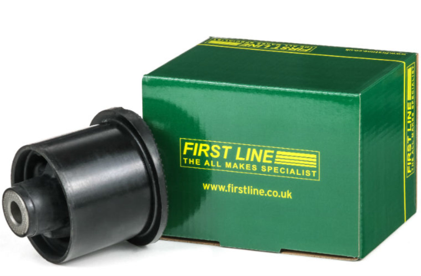 Subframe bushes available separately at First Line