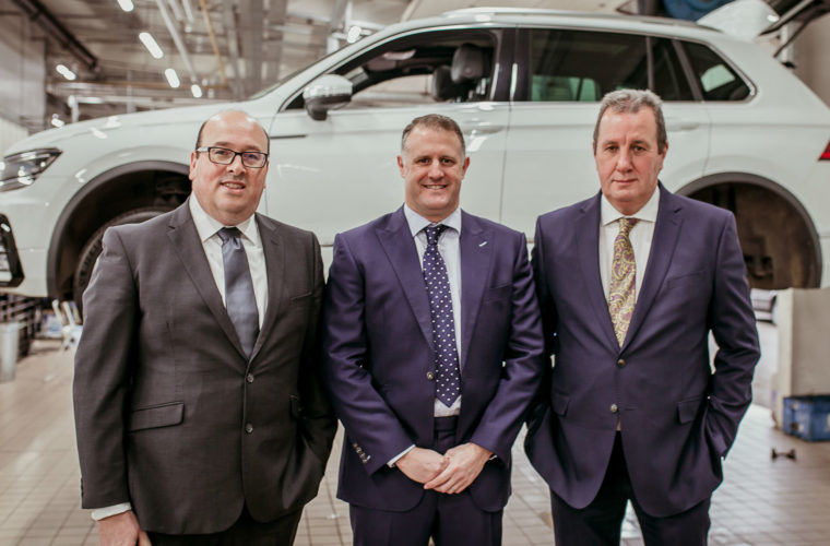 Autotech Recruit celebrates tenth anniversary with rebrand and ambitious growth plans