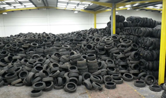 Waste firm and directors sentenced for flouting tyre storage laws