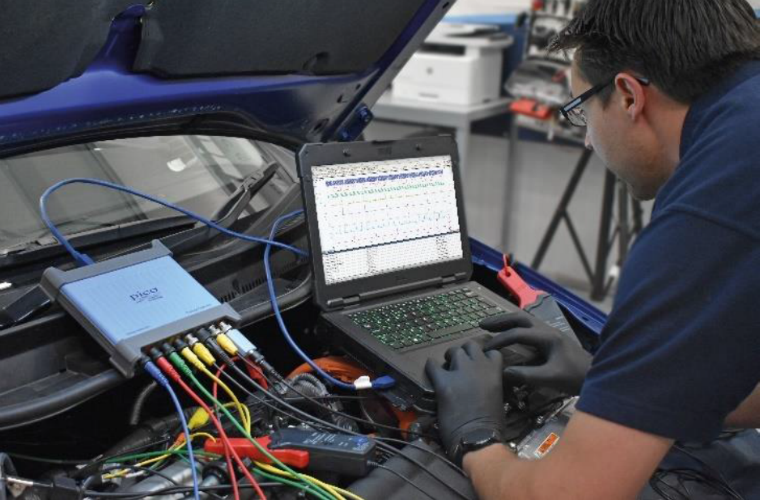 Video: New eight-channel PicoScope launched for automotive diagnostics