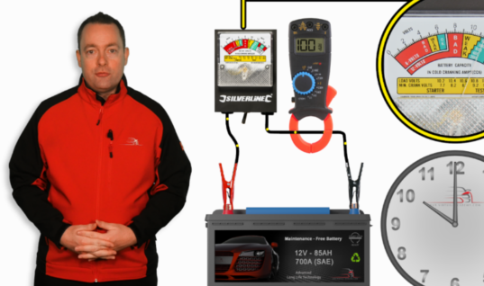Battery diagnosis training chapters released on Our Virtual Academy