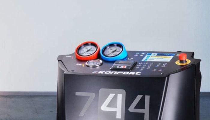 TEXA highlights KONFORT 700 series