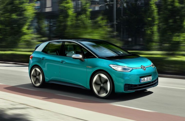 Volkswagen ramps up electrification process