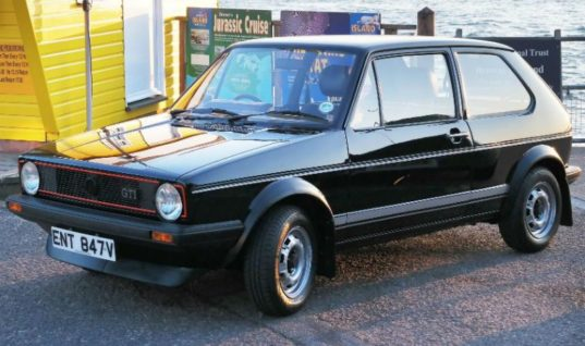 Early VW Golf GTI 1.6 Mk1 goes to auction with 17,000 miles on the clock