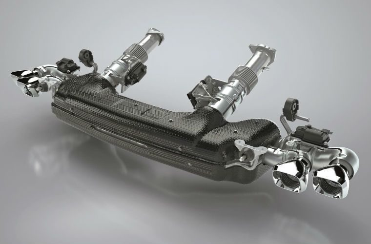 Tenneco delivers exhaust system for 2020 Chevrolet Corvette