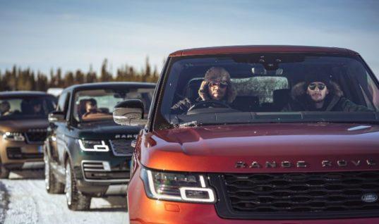 Land Rover begins Range Rover 50th anniversary celebrations