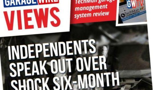 Reaction to six month MOT extension leads April's GW Views