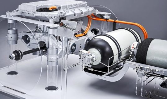 Powertrain details released for BMW i Hydrogen NEXT