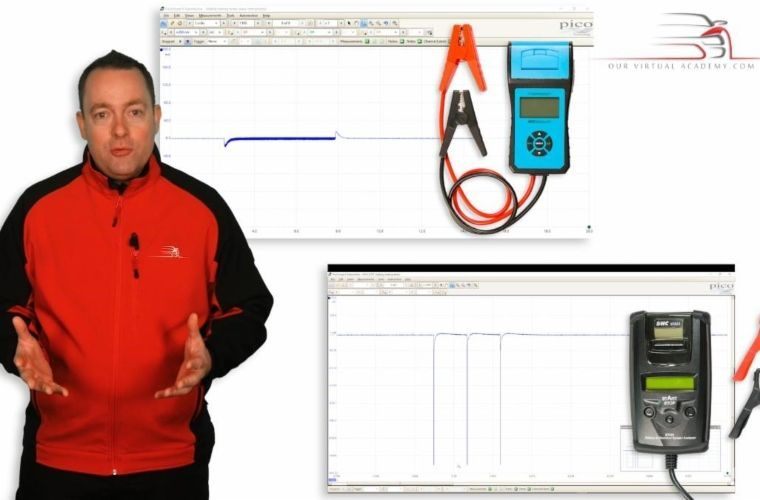 Battery diagnosis conductance testing covered in latest Our Virtual Academy training