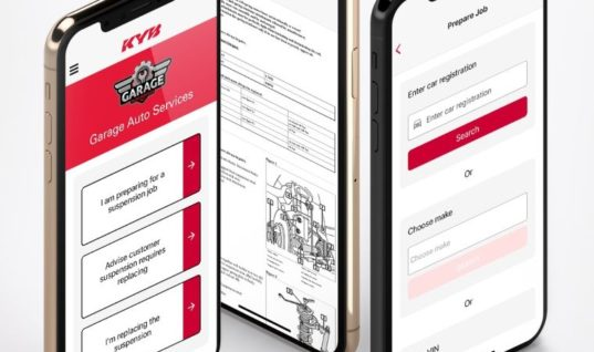 KYB celebrates 10,000th app download