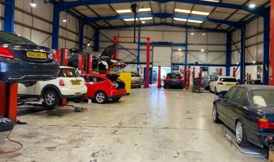Deferred work helps boost profits at Brackmills MOT Centre