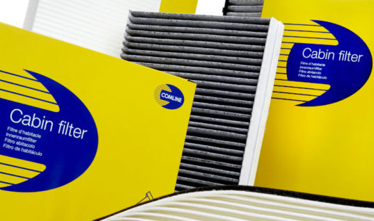 Video: Comline launches 'stay protected' cabin filter campaign