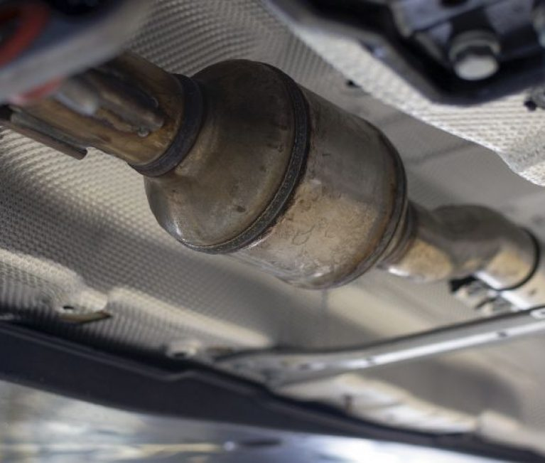 Catalytic converter thieves increasingly targeting hybrid vehicles