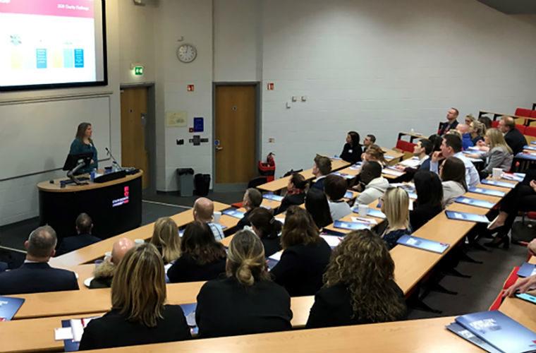 Klarius strengthens partnership with Staffordshire University