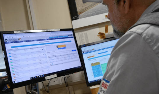 Reader review: TechMan garage management system