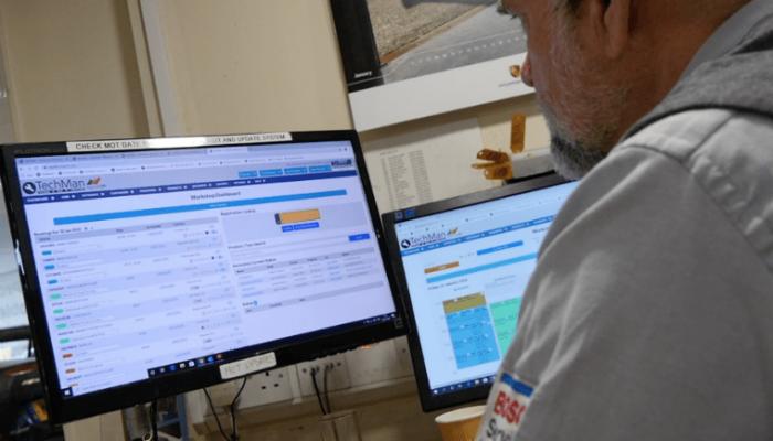Reader review: TechMan garage management system