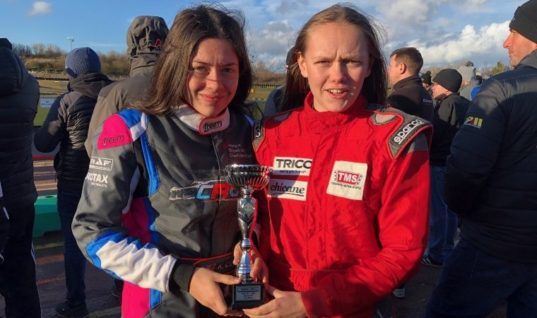 TRICO earns podium in maiden British Pro Kart Endurance Championship outing