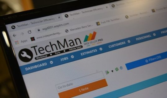 TechMan releases new 'Kanban' workshop dashboard