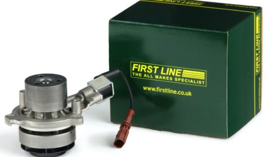 First Line adds new water pump for stop/start VAG vehicles