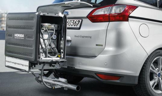 Bosch announces diesel breakthrough