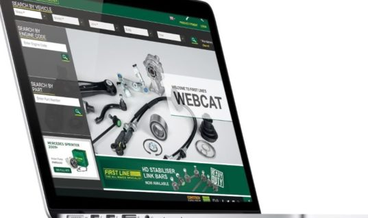 First Line highlights benefits of WebCat