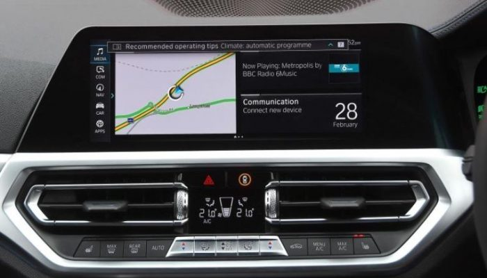 Least and most distracting in-car infotainment systems revealed