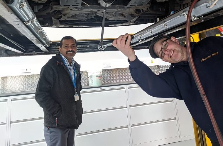 Klarius continues exhaust supply for critical vehicle repairs