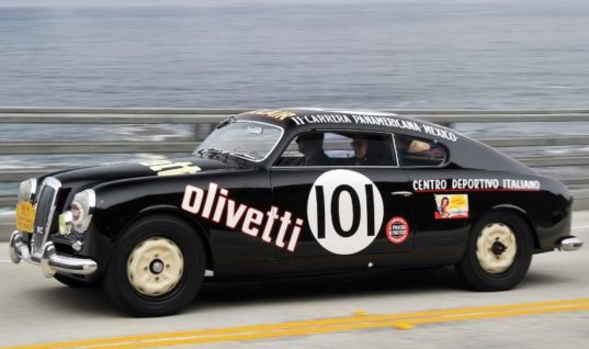"""Specialist takes on restoration of """"world's most famous Lancia"""""""