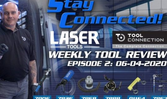 Watch: Laser Tools launches weekly tool review videos