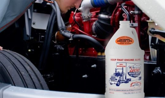Lucas Oil additive tech to protect vehicles during lockdown